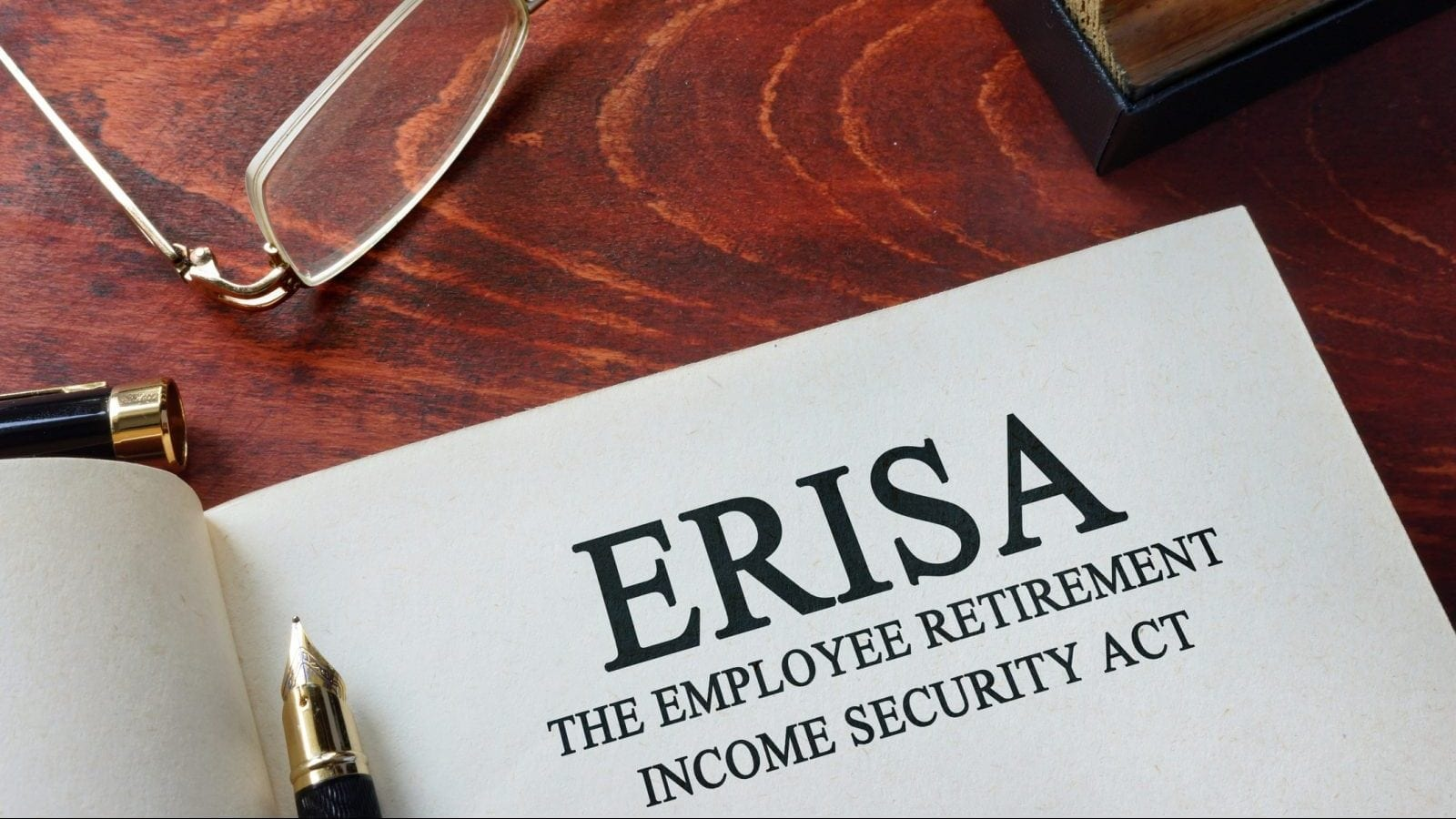 ERISA Stock Photo