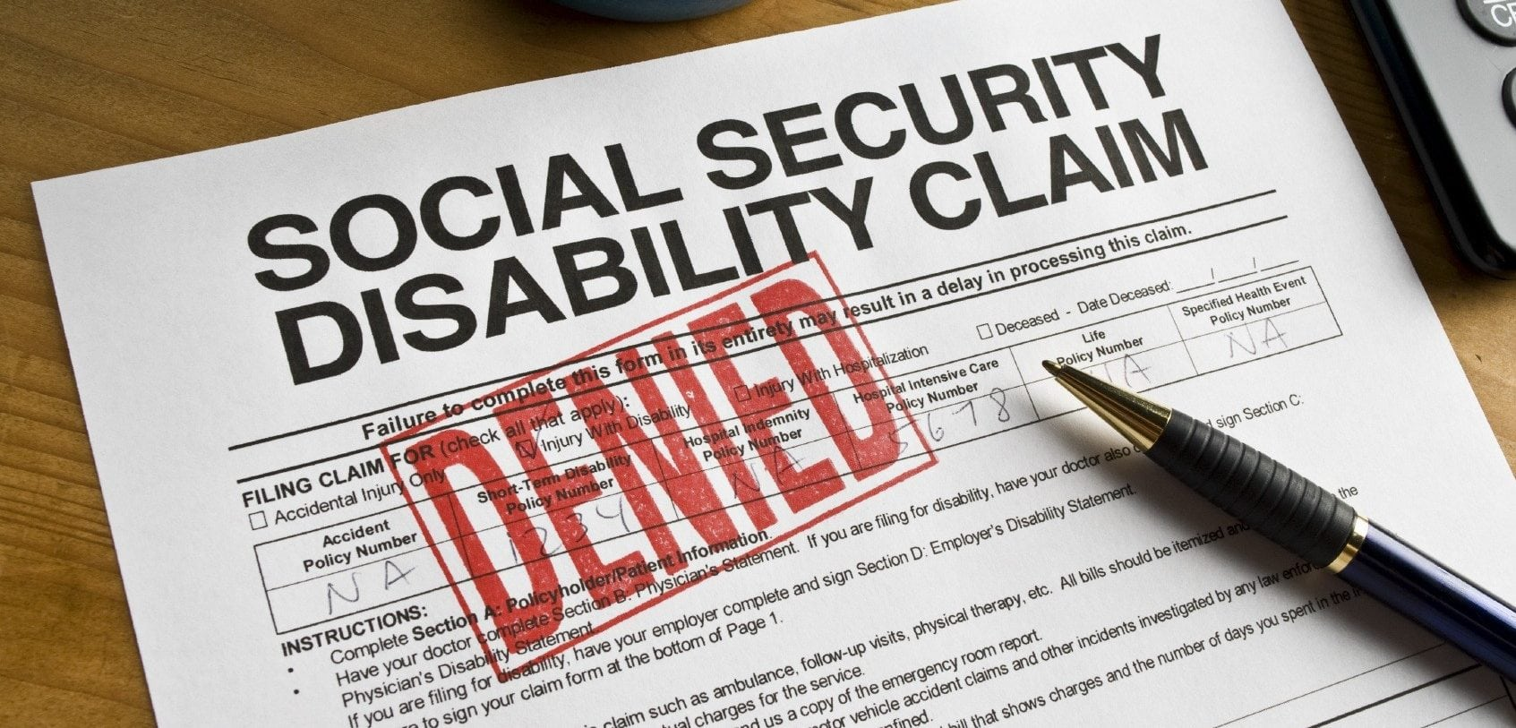 Social Security Denial | Law Offices of Dr. Bill LaTour