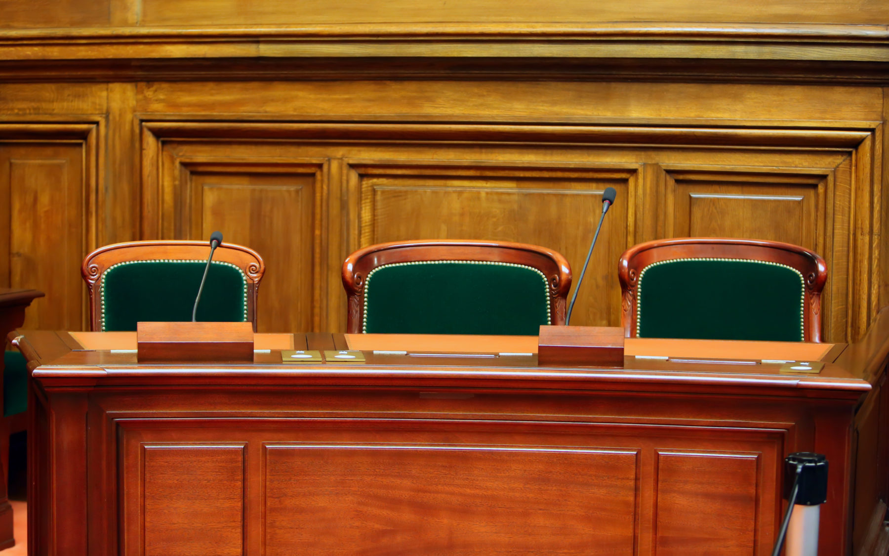 disability hearing courtroom in Los Angeles
